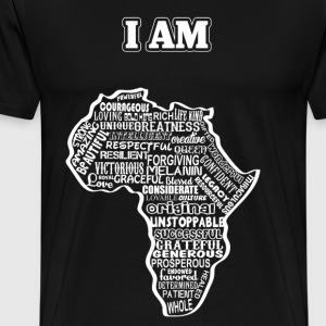 I AM Extraordinary - Men's Premium T-Shirt