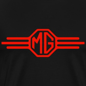 Mg Car Company Safety Fast England - Men's Premium T-Shirt