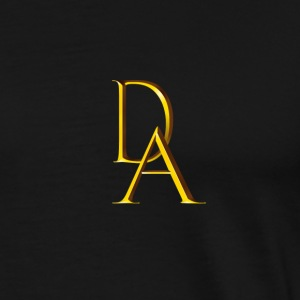 DA gold - Men's Premium T-Shirt