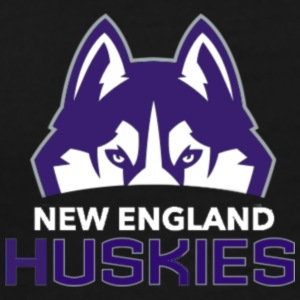 Huskies Logo #2 - Men's Premium T-Shirt