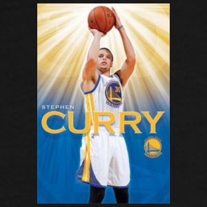 Steph curry with the shot - Men's Premium T-Shirt