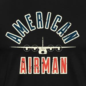 American Airman - Men's Premium T-Shirt