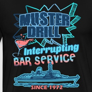 Muster Drill Cruise Shirt - Men's Premium T-Shirt