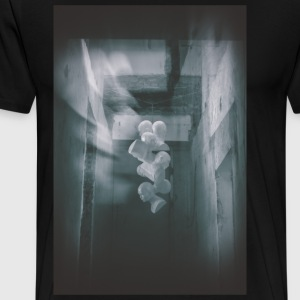 Modern Art Photo - Men's Premium T-Shirt