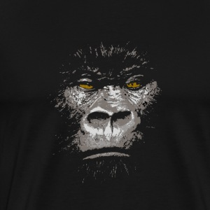 Charismatic Gorilla - Men's Premium T-Shirt