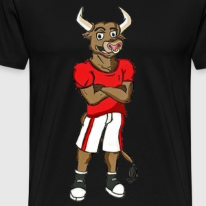 Billy the Bull - Men's Premium T-Shirt
