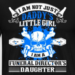 Funeral Director Daughter Shirt - Men's Premium T-Shirt