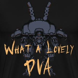 What a Lovely DVA - Men's Premium T-Shirt