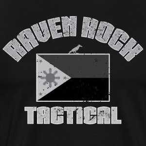 Raven Rock Philippines - Men's Premium T-Shirt