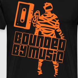 BOUNDED BY MUSIC - Men's Premium T-Shirt