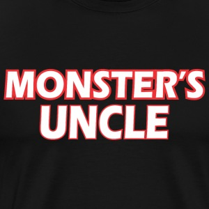 Awesome Monsters Uncle - Men's Premium T-Shirt