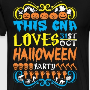 This CNA Loves 31st Oct Halloween Party - Men's Premium T-Shirt