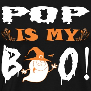 Pop Is My Boo Happy Halloween - Men's Premium T-Shirt