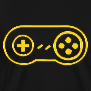Pure Gold Controller - Men's Premium T-Shirt