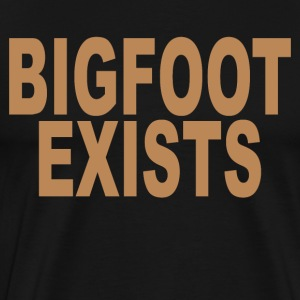 Bigfoot - Men's Premium T-Shirt