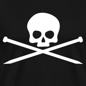 Pirate Knitters - Men's Premium T-Shirt
