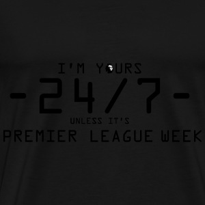 premier league week - Men's Premium T-Shirt
