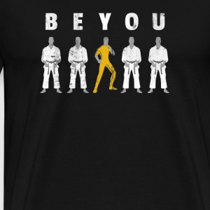 Be You Martial Arts MMA - Men's Premium T-Shirt