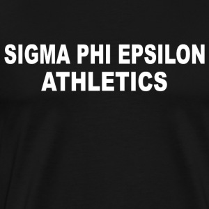 Sigma athletics - Men's Premium T-Shirt