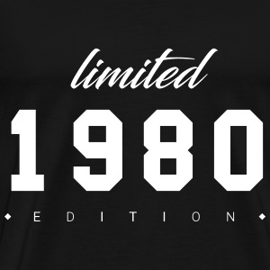 Limited Edition - 1980 (gift) - Men's Premium T-Shirt
