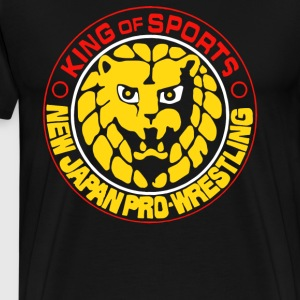 Japan Pro Wrestling - Men's Premium T-Shirt