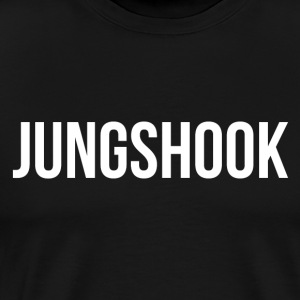 Jungshook (White) - Men's Premium T-Shirt