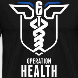 operation health - Men's Premium T-Shirt