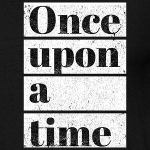 once upon a time - Men's Premium T-Shirt