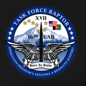Task Force Raptor Deployment Logo - Men's Premium T-Shirt
