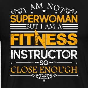 Fitness Instructor Shirt - Men's Premium T-Shirt