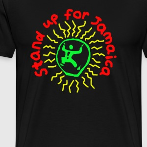 Jamaica Dance - Men's Premium T-Shirt