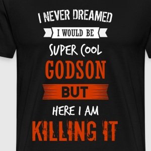 13 GODSON - Men's Premium T-Shirt