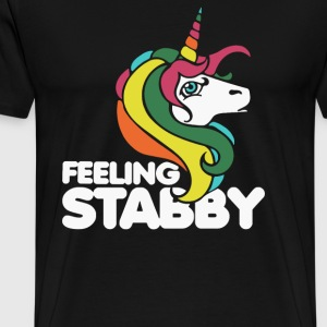 Feeling Stabby shirt - Men's Premium T-Shirt