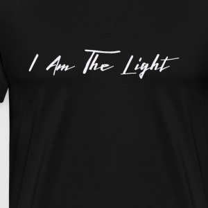 I Am The Light - Men's Premium T-Shirt