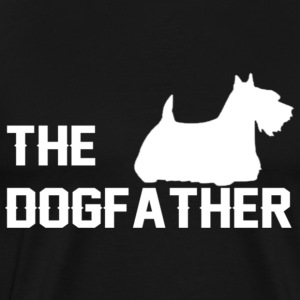 The dog father - Men's Premium T-Shirt