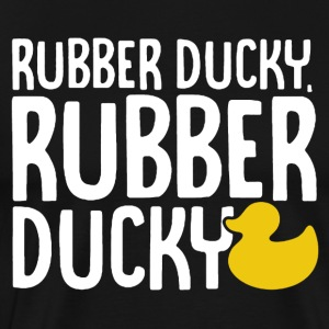 Rubber Ducky Shirt - Men's Premium T-Shirt