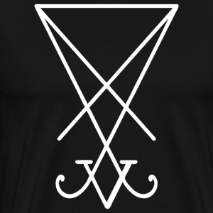 Lucifer Sigil - Men's Premium T-Shirt