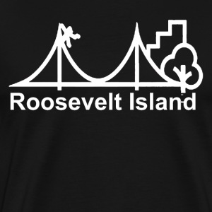 BATTLE ROOSEVELT ISLAND TRAM SHIRT: THAT BIG APE! - Men's Premium T-Shirt