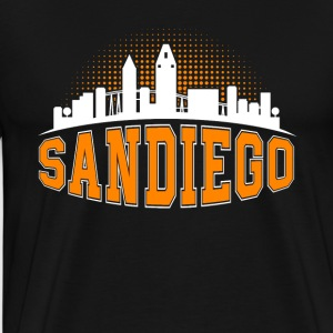 SAN DIEGO SIGN SHIRT - Men's Premium T-Shirt