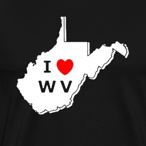 West Virginia Tee Shirt - Men's Premium T-Shirt