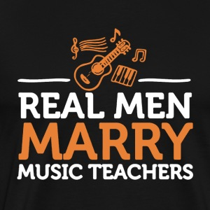 Music Teachers Shirt - Men's Premium T-Shirt