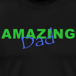 Amazing Dad - Men's Premium T-Shirt