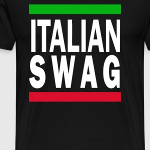 Italian Swag - Men's Premium T-Shirt