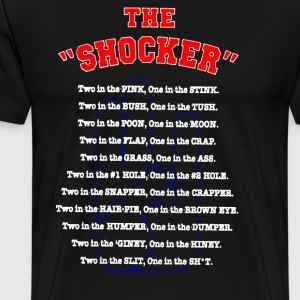 THE SHOCKER - Men's Premium T-Shirt