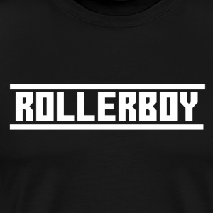 Exclusive ROLLERBOY NAME LABLE - Men's Premium T-Shirt