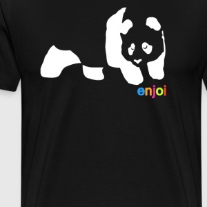 Enjoi Skateboard Logo - Men's Premium T-Shirt