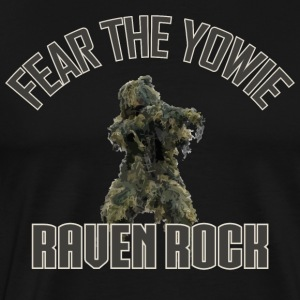 Fear the Yowie - Men's Premium T-Shirt