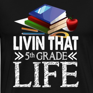 5th Grade T Shirt - Men's Premium T-Shirt