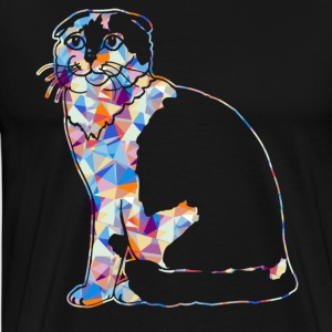 Scottish Fold Shirt - Men's Premium T-Shirt