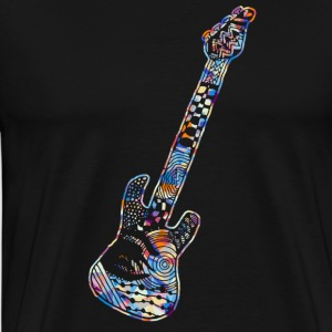 Guitar Tee Shirt - Men's Premium T-Shirt